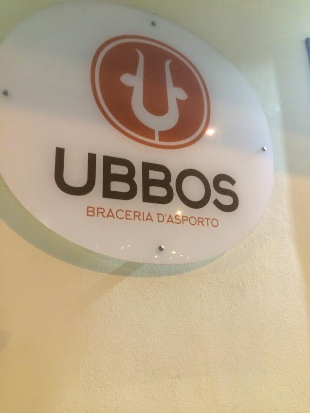 Ubbos, Piazza degli Olmi 78/79