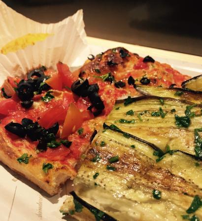 Pizza Alice, Corso Vittorio Emanuele 35