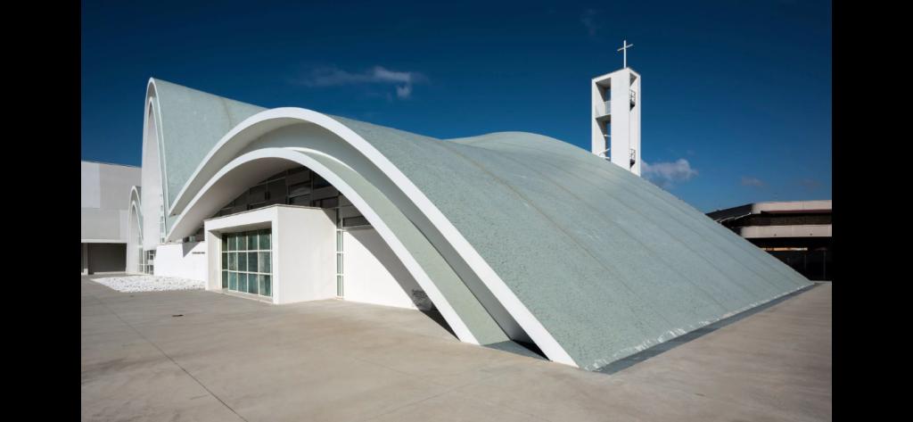 Chiesa di San Pio da Pietrelcina, Anselmi & Associati