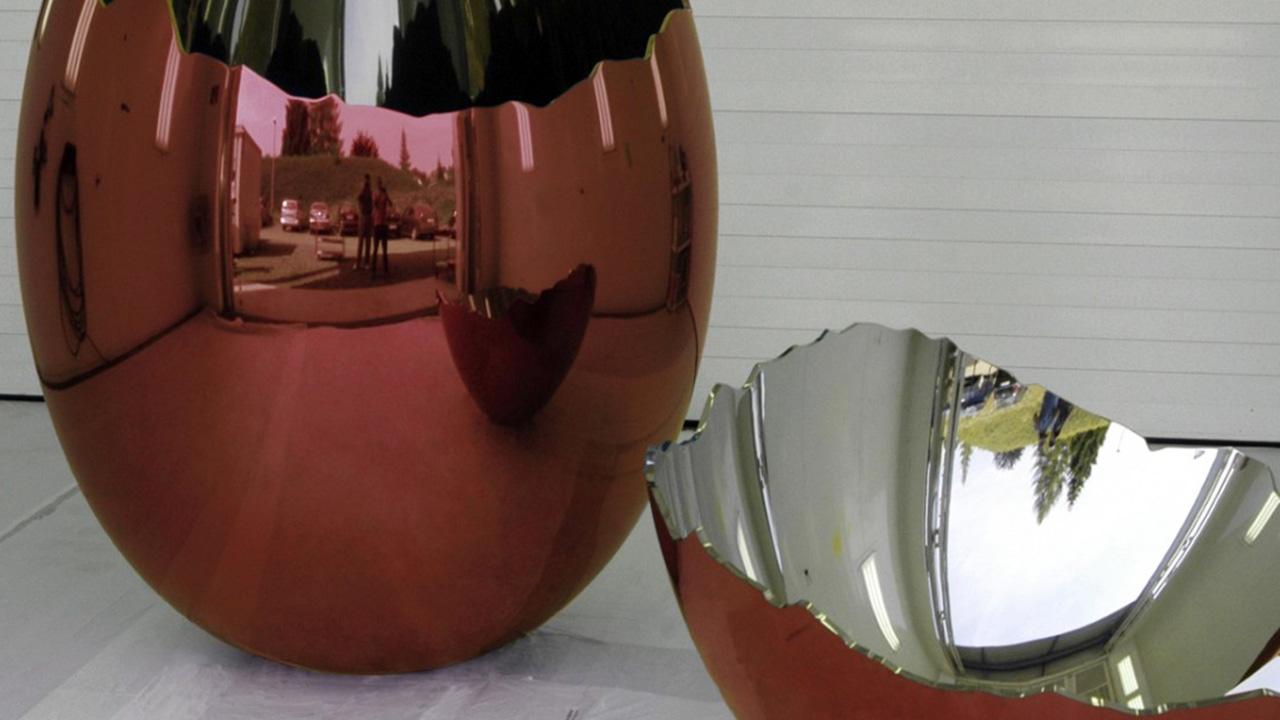 Menù pasquale: uova ed arte contemporanea