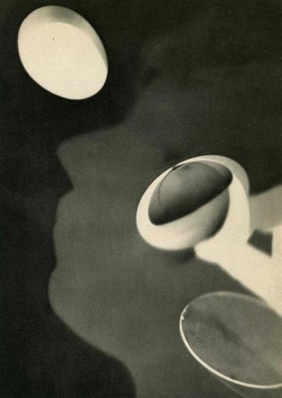 Man Ray - Rayografia