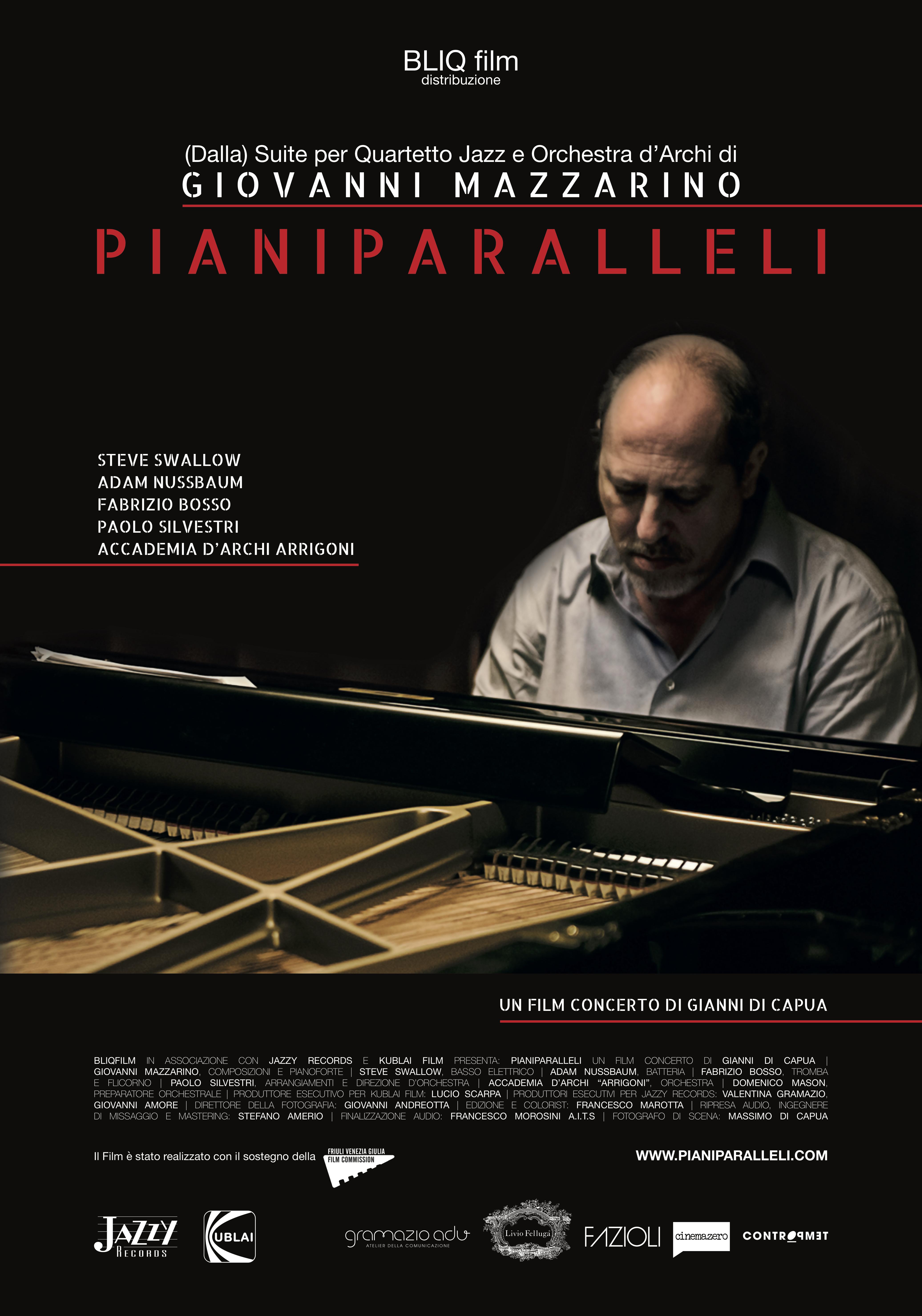 Piani Paralleli - Intervista al compositore Giovanni Mazzarino 10