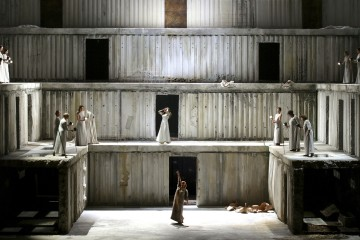 Scenografie teatrali: architetture illusorie 7