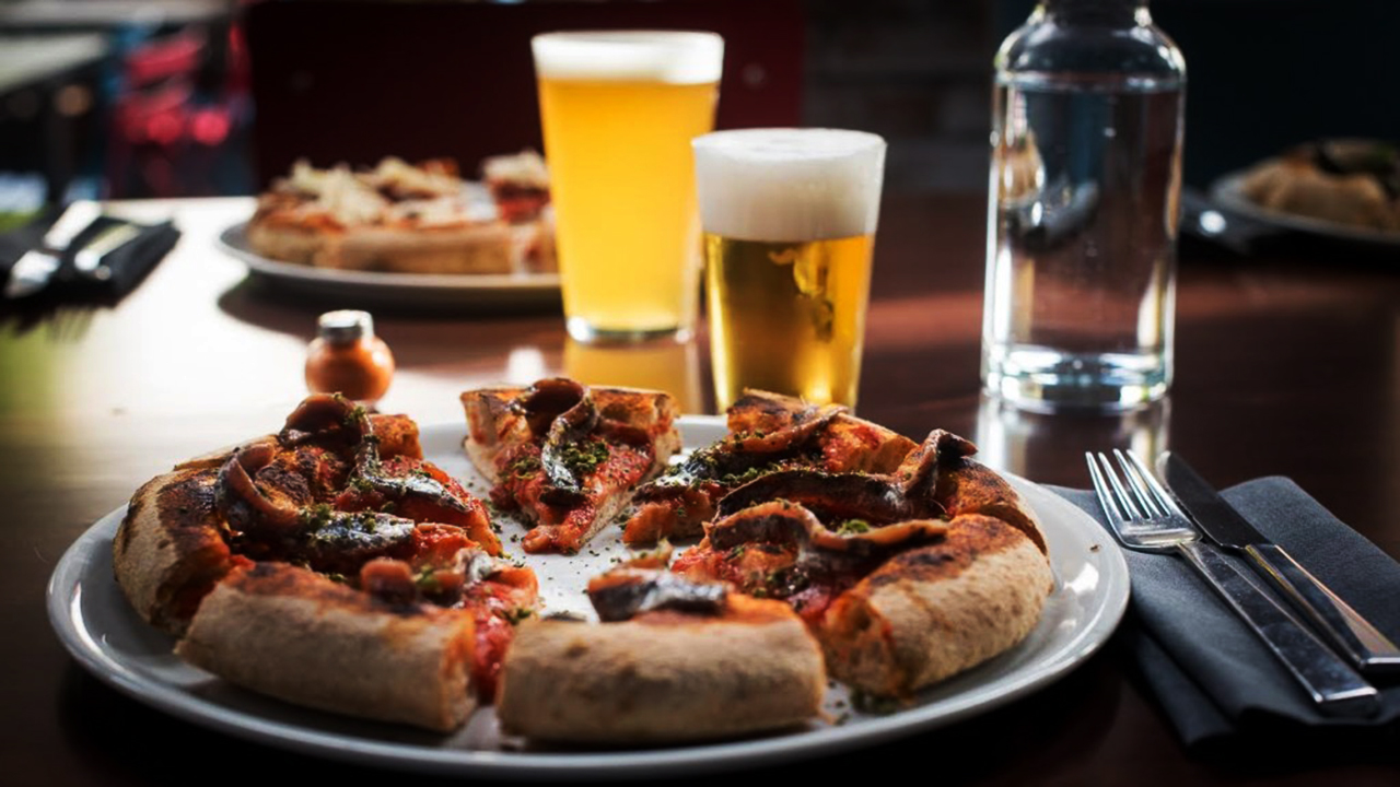 Berberè: la pizza a lenta lievitazione dei fratelli Aloe