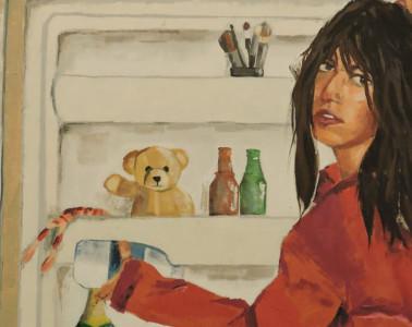 """""""Favole Parlanti"""", mostra di Stefania Catenacci 1"""