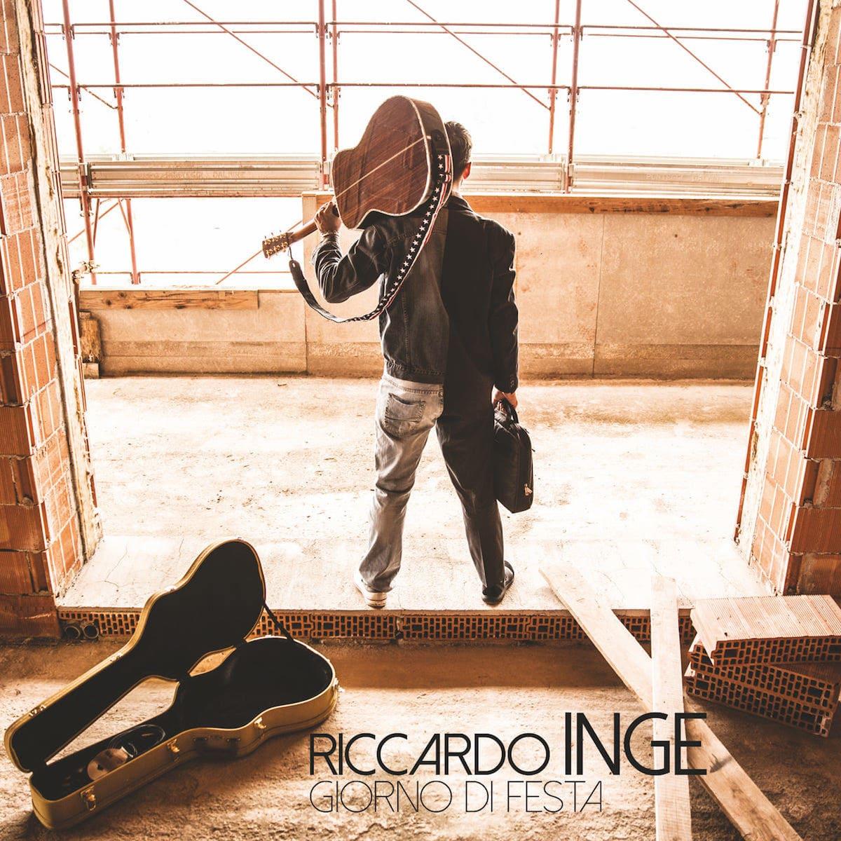 """""""Fino a domani"""" - il nuovo singolo di Riccardo Inge"""