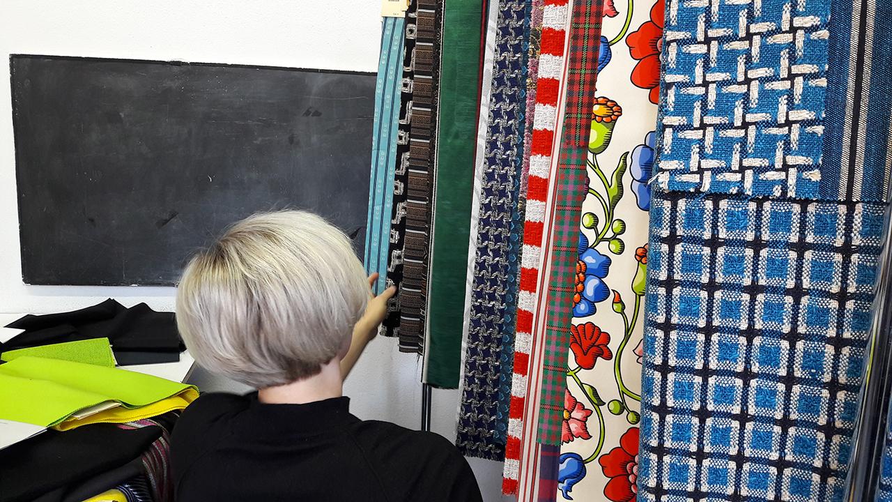 Il Fabric Day dell'Accademia Italiana di Costume e Moda 8