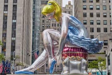 Installazioni en plein air: arte all'aria aperta 15