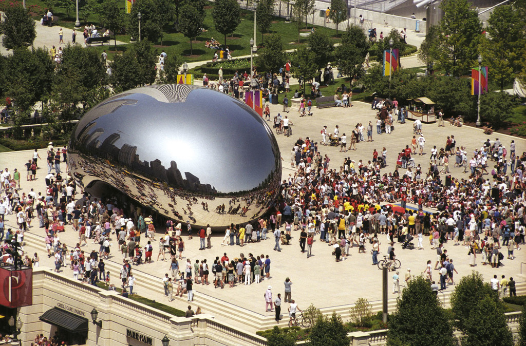 Installazioni en plein air: arte all'aria aperta 8