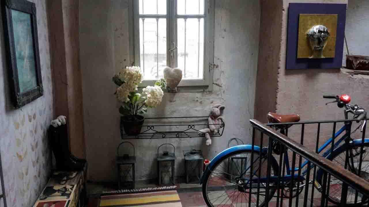 La casa senza citofoni - Home restaurant e galleria.