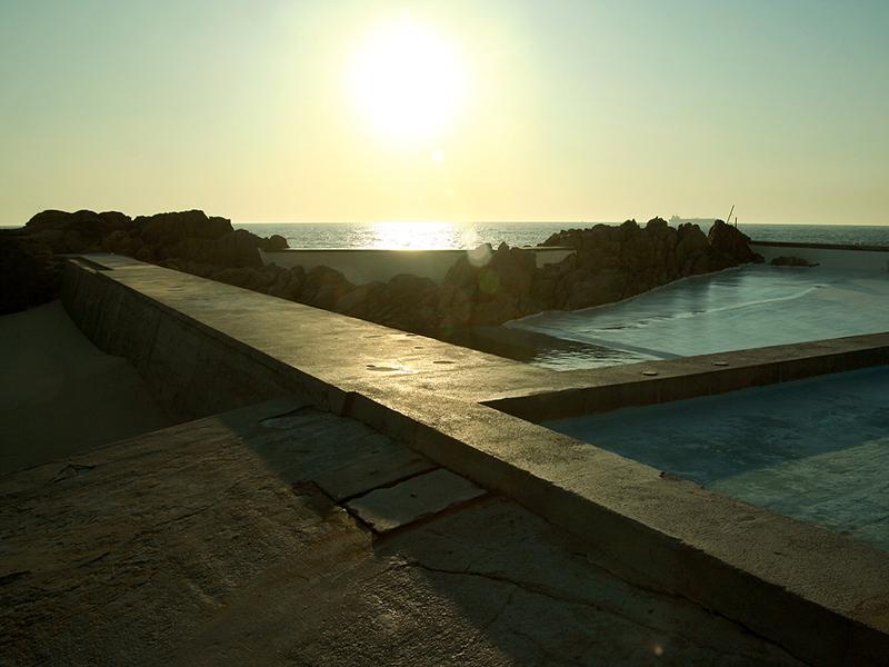 Leça Swimming Pool, Alvaro Siza