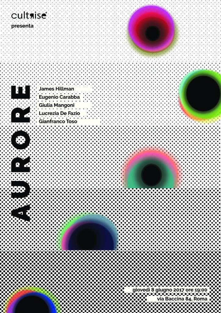 Aurore: cinque artisti a The Popping Club