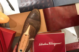 Ferragamo uomo: tattoo your shoes 6