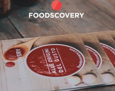 Foodscovery - i sapori del bel Paese con un semplice click