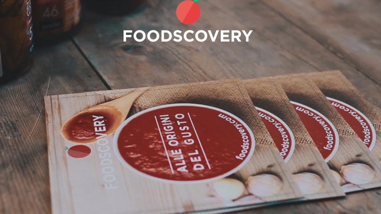 Foodscovery – I sapori del bel Paese con un semplice click