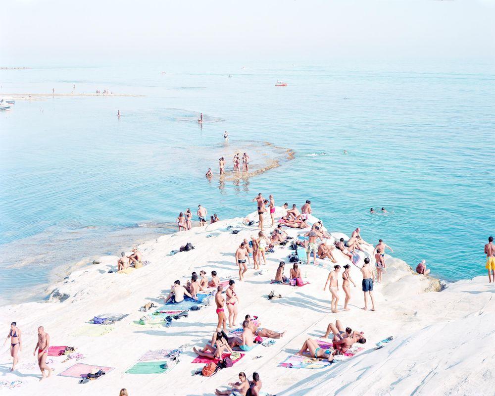 Massimo Vitali - Beach Series 1