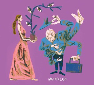 Negli abissi della musica - il nuovo EP dei Nautilus