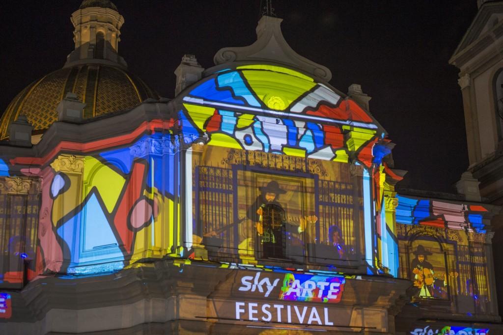 Sky Arte. Credits Marta Marrucco (Paride Vitale)