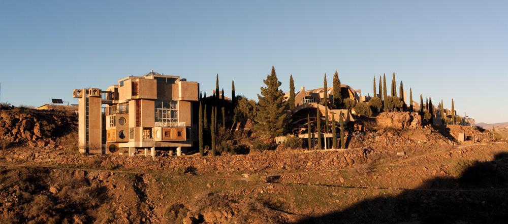 Arcosanti: l'esperimento di Paolo Soleri in Arizona 7