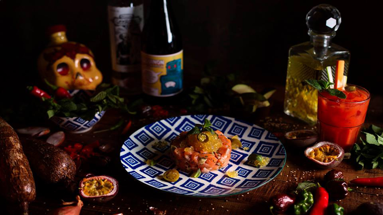 Cucina etnica Roma: sapori dal mondo