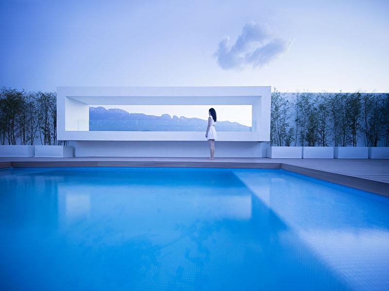 Pool House - Abitazione e piscine di design 10