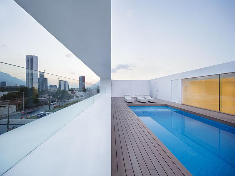 Pool House - Abitazione e piscine di design 11