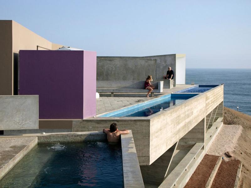 Pool House - Abitazione e piscine di design 13