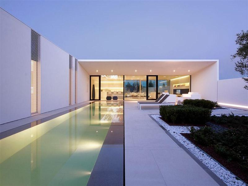 Pool House - Abitazione e piscine di design 14