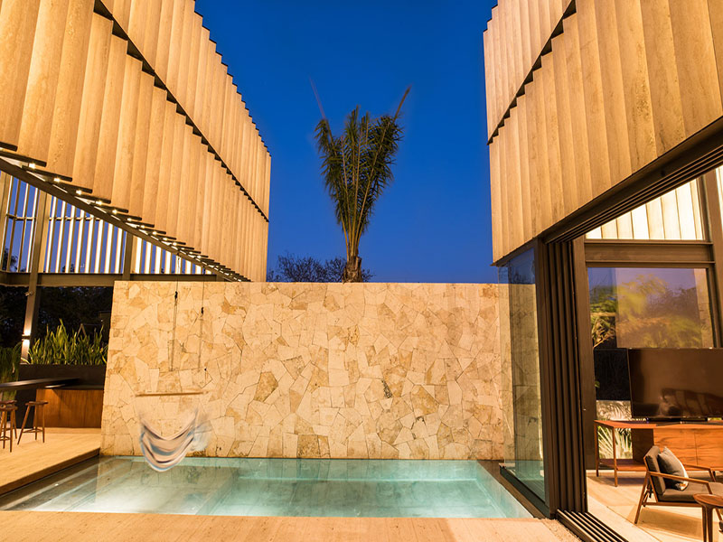 Pool House - Abitazione e piscine di design 1