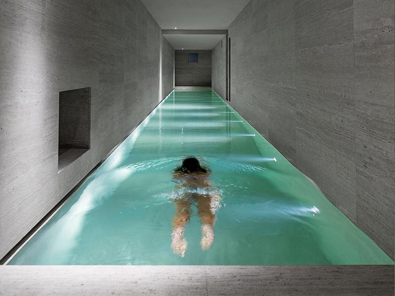 Pool House - Abitazione e piscine di design 21