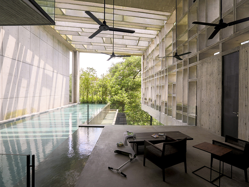 Pool House - Abitazione e piscine di design 2