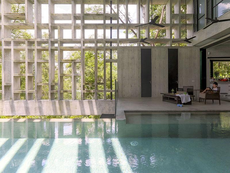 Pool House - Abitazione e piscine di design 3