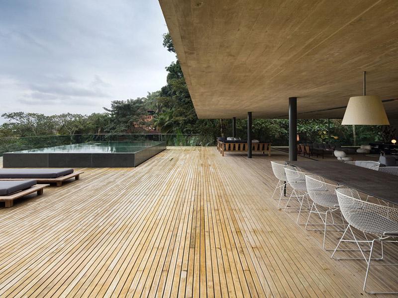 Pool House - Abitazione e piscine di design 4