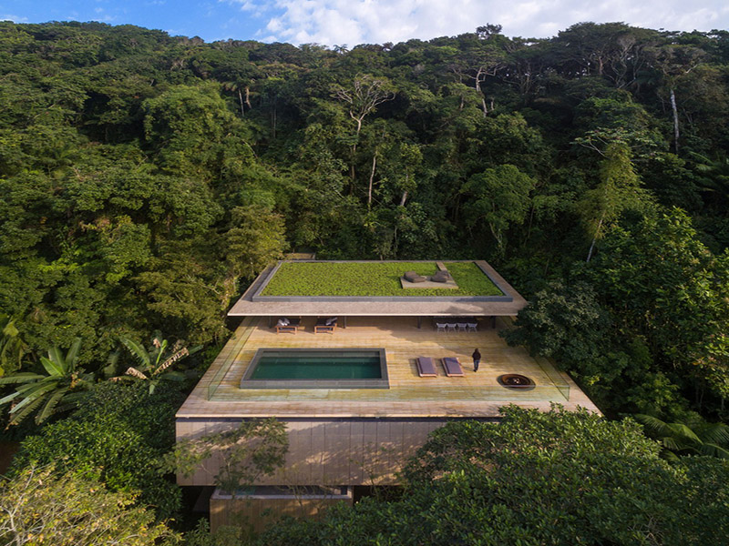 Pool House - Abitazione e piscine di design 5