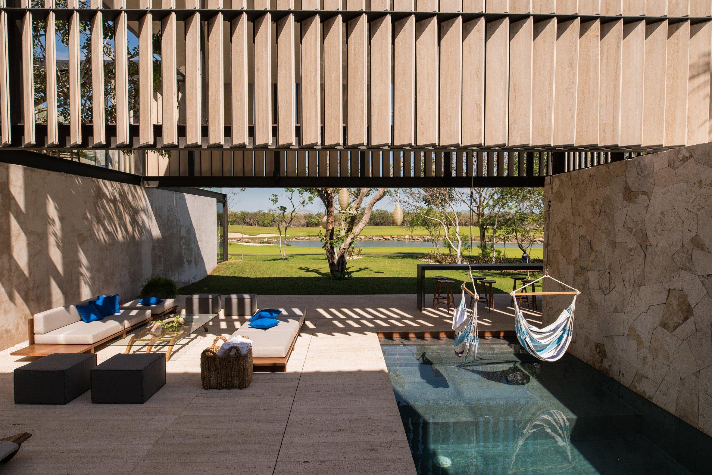 Pool House - Abitazione e piscine di design