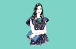 Rosalba Cafforio - illustratrice di moda 9