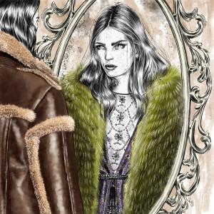 Rosalba Cafforio - illustratrice di moda 1