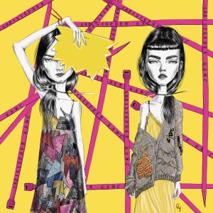 Rosalba Cafforio - illustratrice di moda 2