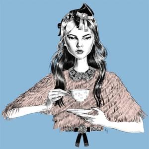 Rosalba Cafforio - illustratrice di moda 4