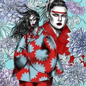 Rosalba Cafforio - illustratrice di moda 8