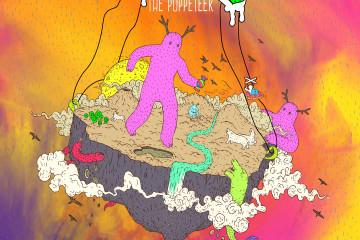 BËGGËI - The Puppeteer cover