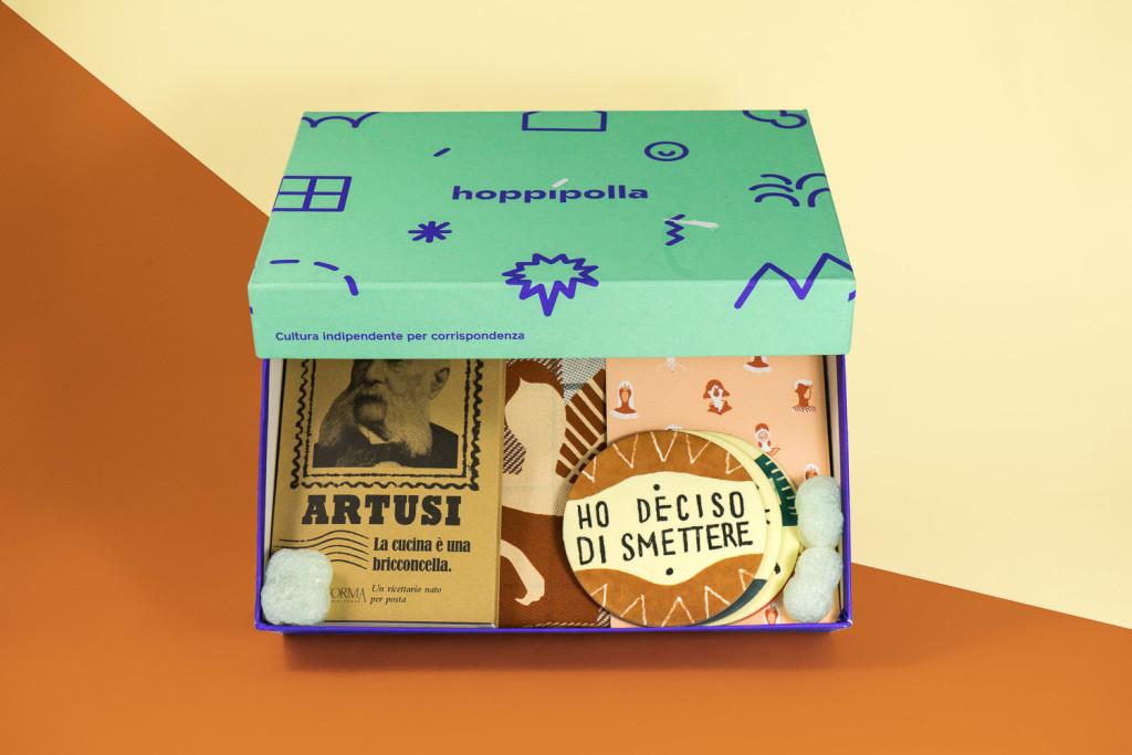 Hoppìpolla Box - Ottobre