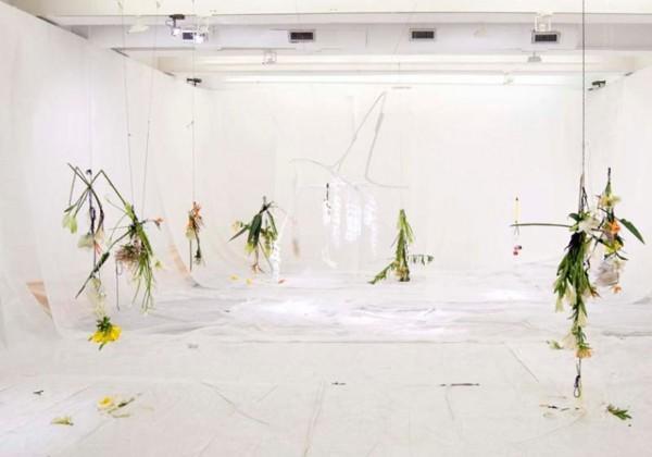 Installazione di Luca Trevisani