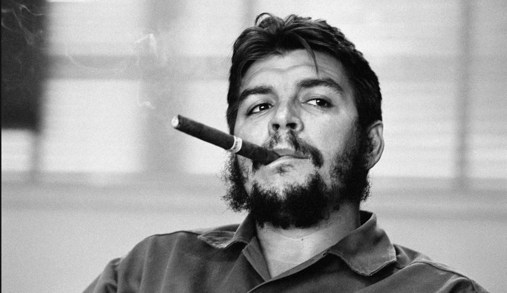 Che Guevara fotografato da Renè Burri