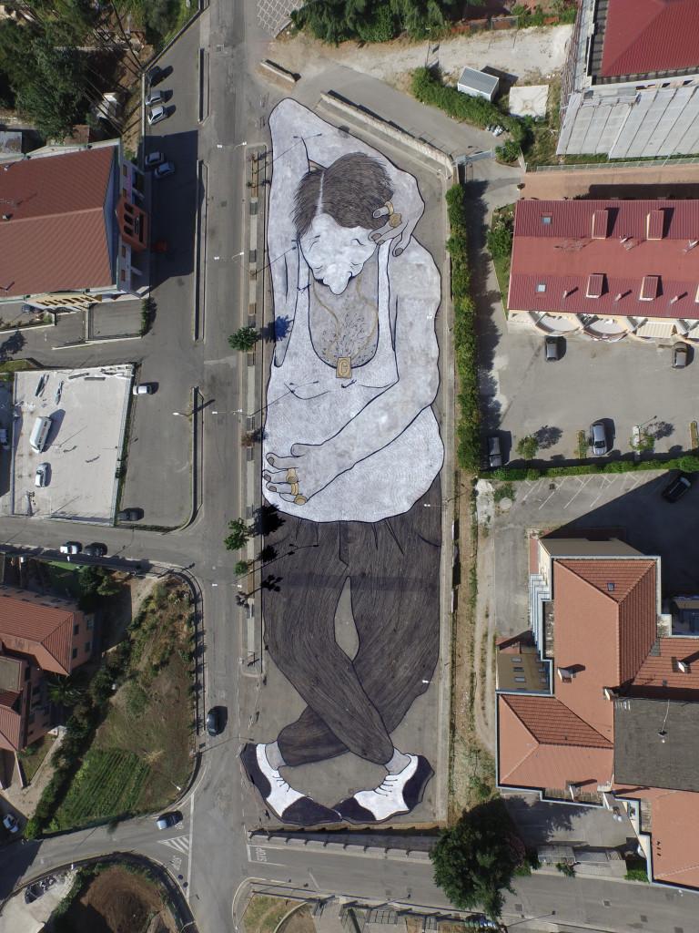 ELLA & PITR - Street Art