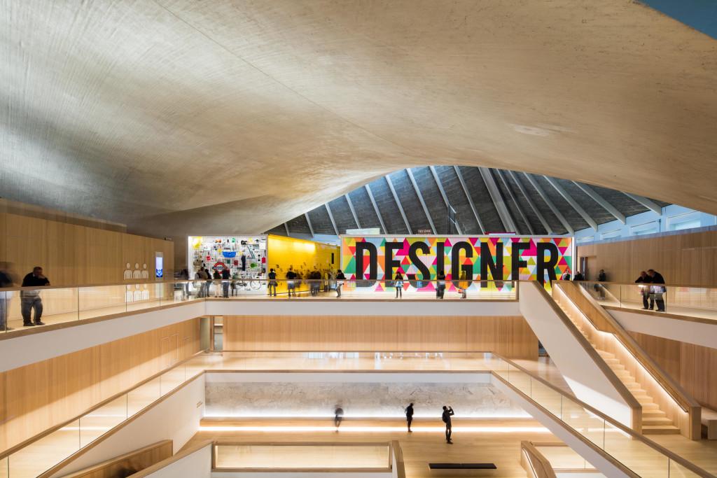 2) London Design Museum