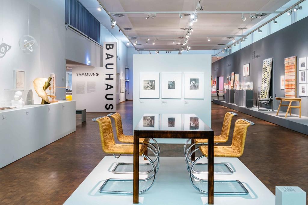 4) Bauhaus Archiv