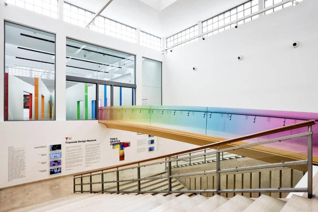 1) Triennale Design Museum