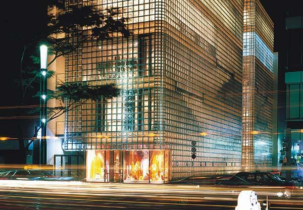 Maison Hermes - Renzo Piano