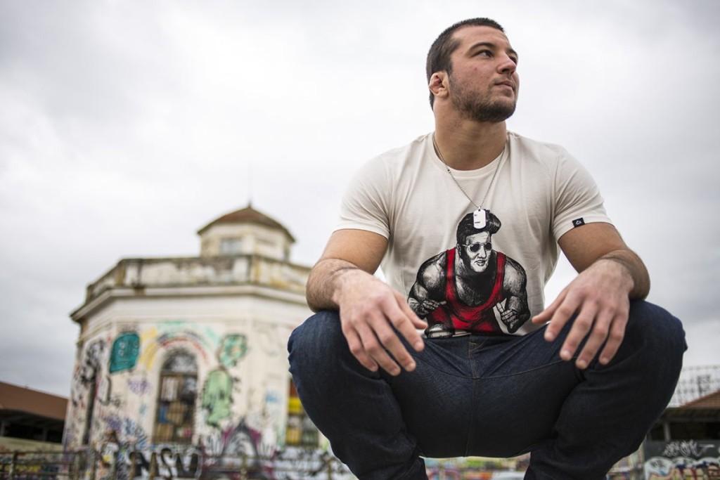 ELVIS PRESLEY, Wrestling - William Raffi, Lotta libera